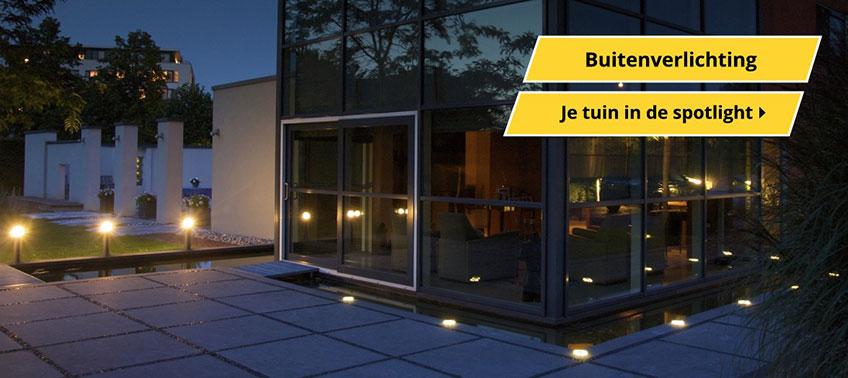 Buitenverlichting | Wishpel-Tuinverlichting.nl